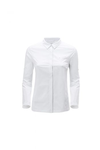 WO PARAPET LS SHIRT 女款长袖衬衣