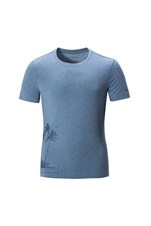 ME MALONE T-SHIRT II  男款短袖图案棉 T 恤
