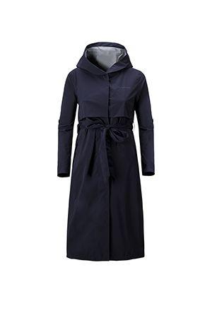WO GALSANG 2.5L PARKA 女加长款 2.5 层防水风衣