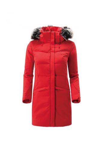 WO MIZHIRGI COAT II女款中长款防风保暖外套