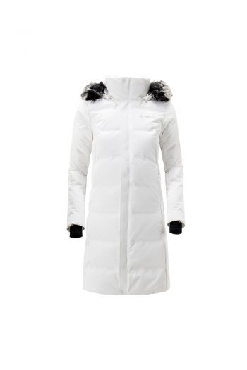 WO MIZHIRGI COAT女款羽绒防水长款厚外套